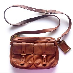 Marc by Marc Jacobs Whiskey Brown Crossbody